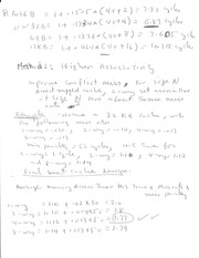 CPS 590 Higher Associativity Notes
