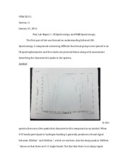 4 Pages Post Lab 1 Orgo 2