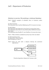 NormalisingRelationalDatabase-Solution