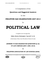 Political-Law-Philippine-Bar-Examination-Questions-and-Suggested-Answers-JayArhSals