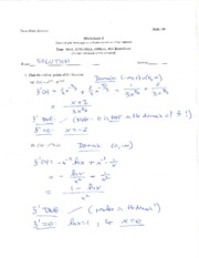 SolutionsWorksheet6