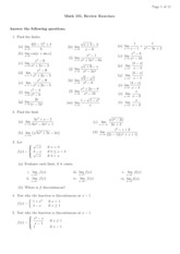 Calculus_Worksheet