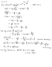 Homework 8 Solutions math 494