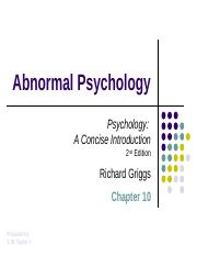 Griggs_Chapter_10_Abnormal_Psychology_DP