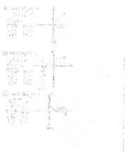 Graphing Log Functions Answers