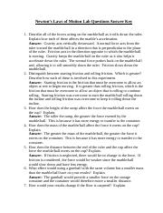 Newtons Laws of Motion Lab Questions Answer Key REV (2).docx