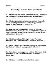 Kenducky Liquor Case Questions 15.doc