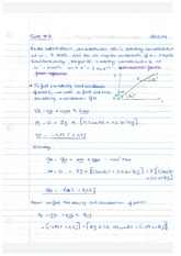 PHYS 257 Tutorial 8 Solutions