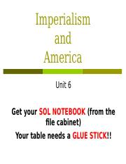 03 - Imperialism and America.ppt