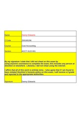second exam - solution - summer 2014 - Part A - template (Autosaved)