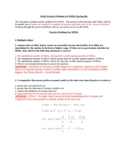 Solutions SS201_251 Practice Problems for WPR2 AY08-02