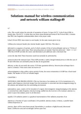 Solutions manual for wireless communication and network william stallings49-4