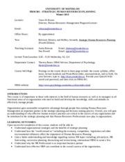 hrm 301 winter 2013 course outline.doc