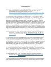 Annotated Bibliography Health Admin.docx