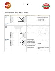 Basics, passing & shooting (2)