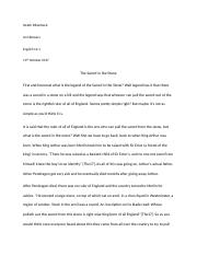 Sword in the Stone Research Paper.docx