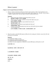 AC 206 Chapter 3 and 4 Homework Problems.docx