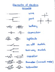Elements of Electric Circuits Notes