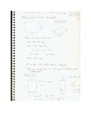 Modeling Optimization Notes