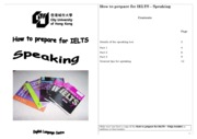 How to prepare for IELTS - Speaking