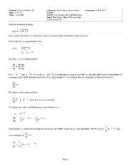 Evaluate the second derivative, derivative cal and mathway ... on