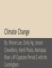 Climate Change Presentation (with photos)-2