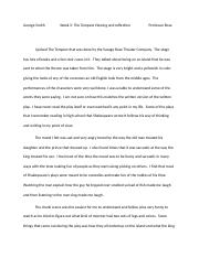 HUMN303_GeorgeSmith_WK3Reflection.docx