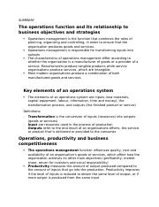 948Operations Management business.docx