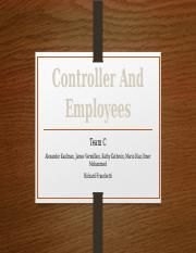 Controller And Employees.pptx