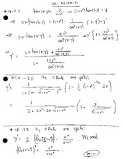 review of derivatives and intro to integrals
