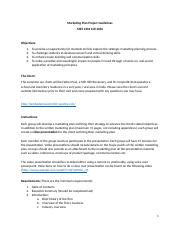 MKT 2301 Marketing Plan Guideline(2).docx