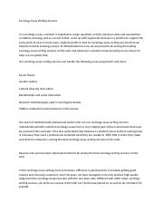 Sociology Essay Writing Services.docx