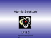 A3 Atomic Structure