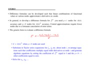 20130305FiniteDifferenceApproximationsBasics