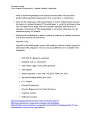 unit 1 research assignment 1 Btec l3 extended diploma in business unit 10: market research in business assignment 1 – research methods learner name: start date: w/c 19 september 2011.