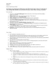 Chapter 13 Review - Chapter 13 Review Pg 354 Key Terms and People ...