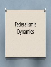 Federalism's Dynamics_AP Government.pptx
