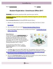 Module Thriteen Lesson two Greenhouse Effect 2018.pdf