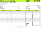 PR C- Invoice Form and Tracker