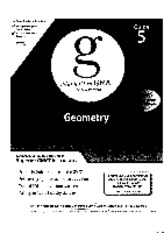 Manhattan GMAT Geometry 4th edition - Guide 5