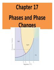 Chapter 17_Phase  and Phase changes_PUNEET