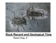 401Lecture9_GeologicTime
