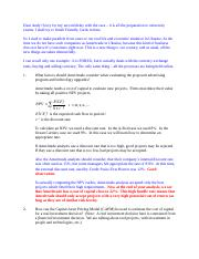 25965357-HBS-Ameritrade-Corporate-Finance-Case-Study-Solution