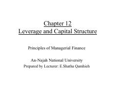 Chapter 12_Leverage_Text and end of chapter questions_2