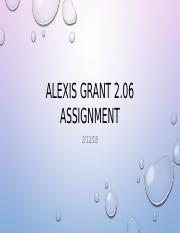 ALEXIS GRANT 2.06 POWERPOINT.pptx