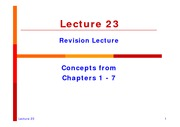 Revision lecture (complete)