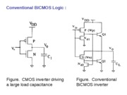 Conventional BIMOS Logic