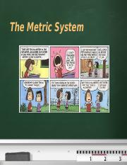 Metric system mcguire.pptx