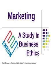 Unit 03.1 Enron - A Study in Business Ethics.pptx