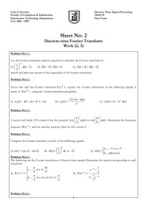 IT341_HOMEWORK_Sheet No 2